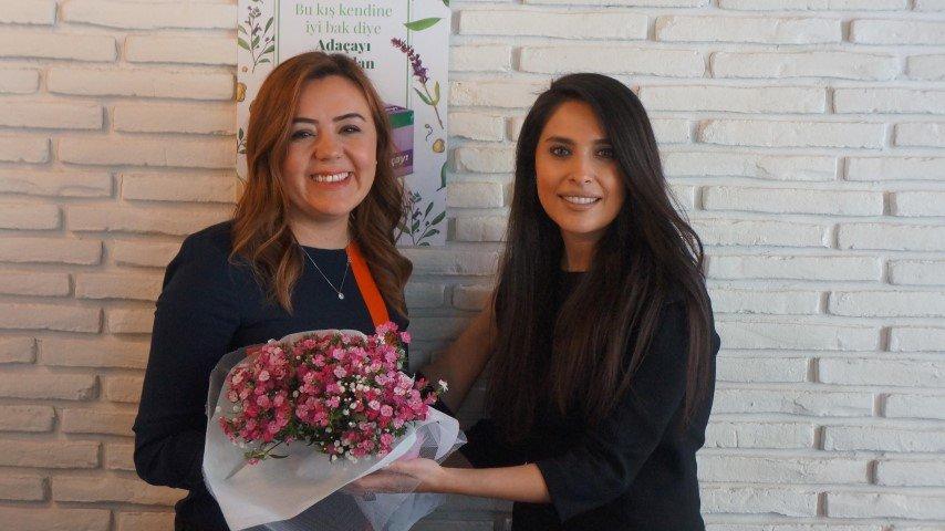 Adanalı blogger Leman Tatlı ile birlikte gerçekleştirdiğimiz metabolizma çayı workshop çok keyifli geçti