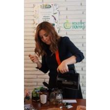 Metabolizma hızlandırıcı çay tarifimize diyetisyenin mutfağında neler var bölümünden ulaşabilirsiniz