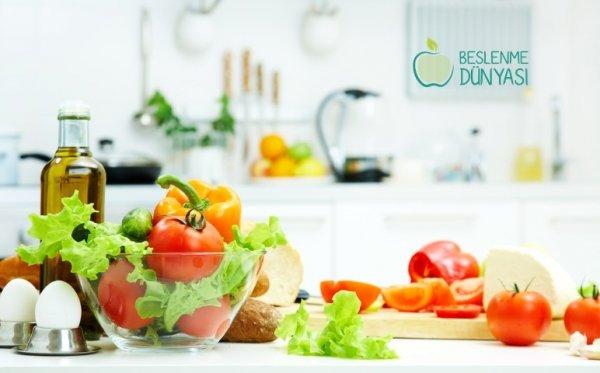 Sağlıklı beslenen anneler sağlıklı bebekler